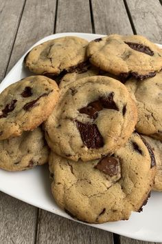 Think Food, Love Food, Perfect Chocolate Chip Cookie Recipe, Plats Healthy, Aesthetic Food, Holiday Desserts, Food Cravings, Cookie Recipes, Food Porn