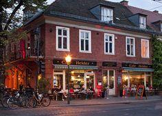 Potsdam Restaurant Cafe Heider