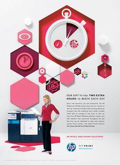 hp Retail Publishing ad