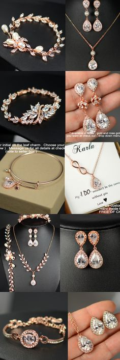 Fabulous Rose gold Jewelry , from $19.99 http://thefabulousjewelry.com/search.php?search_query=ana&Search=