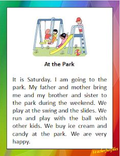 English reading passages with basic sight words for kid's reading practice. Use it as reading chart for your remedial reading activities. English Stories For Kids, English Worksheets For Kids, English Lessons For Kids, Learn English Words, English Is Fun, Stories With Moral Lessons, Grade 1 English, Kids Stories, Short Stories For Kids