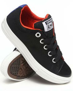 Chuck Taylor All Star Street Sneakers (11-6) by Converse