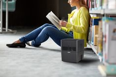 15 October is World Students Day! What better way to prepare them with an environment which is pure with a Venta Airwasher. Students Day, 20 M2, Air Purifier, Filter, Pure Products, World, Black, Humidifiers, Breathe Easy
