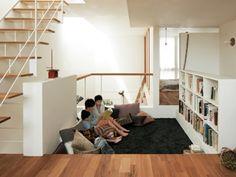 designer homes interior Interior Design Living Room, Living Room Decor, Bedroom Decor, Asian Interior, Interior And Exterior, Home Room Design, House Design, Tatami Room, Future House