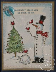 Stampin Up Projects | ... Stampin Up Demonstrator - Tami White - Stamp With Tami Stampin Up blog
