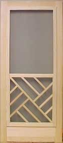 From our wood screen doors in Portland to Cape Cod, we have a wide variety of custom size and style doors that ship nationwide. Select a custom size wooden screen door or an in stock screen door for quick shipping! Front Door With Screen, Wood Screen Door, Wooden Screen, Front Entry, Front Doors, Wooden Front Door Design, Door Gate Design, Wooden Doors, Custom Screen Doors