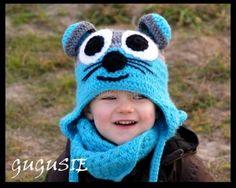 Crochet hat  www.gugusie.com.pl