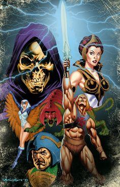 heman | He-Man, la Historia detras del Mito