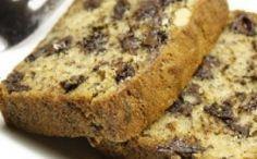 Chocolade-bananenbrood. recept | Smulweb.nl