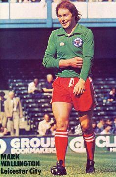 Mark Wallington Leicester City 1978
