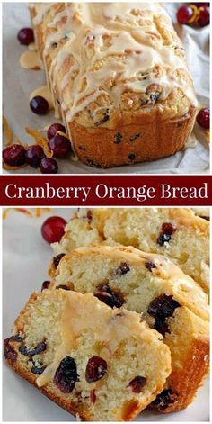 This cranberry orange bread is crowned with a thick drizzle of the most amazing Grand Marnier glaze. This cranberry orange bread is crowned with a thick drizzle of the most amazing Grand Marnier glaze. Cranberry Orange Bread, Cranberry Recipes, Holiday Recipes, Orange Zest, Grand Marnier, Easy Bread Recipes, Cooking Recipes, Cooking Tips, Quick Bread