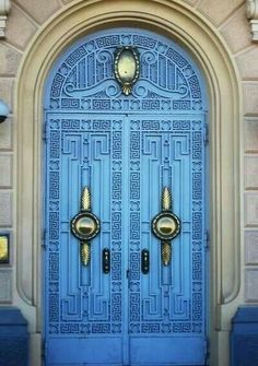 A beautiful door from Egypt