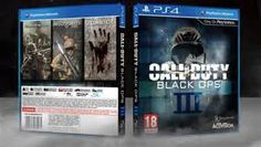 Call Of Duty: Black Ops III PlayStation 4 Box Art Cover by CazeCoverzz