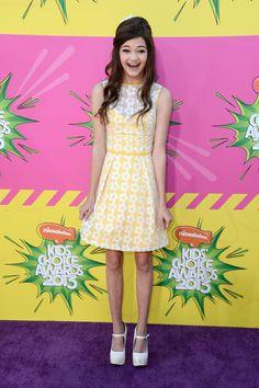 Ciara Bravo - Nickelodeon's 26th Annual Kids' Choice Awards - Arrivals