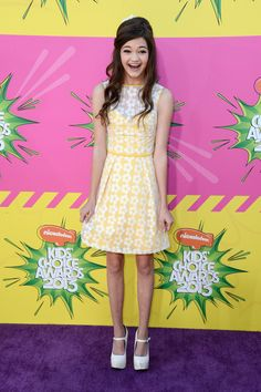 Ciara Bravo - Nickelodeon's 26th Annual Kids' Choice Awards - Arrivals