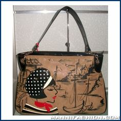 Braccialini Borsa BR-B6994 (A/I 2012) Louis Vuitton Neverfull, Tote Bag, Louis Vuitton Neverfull Damier, Tote Bags