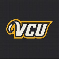 $5 - VCU - Crochet Afghan Pattern - Virginia Commonwealth University - Rams by AngelicCrochetDesign on Etsy