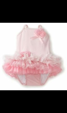 c8471c6239f4a Little ballerina Infant Tutu