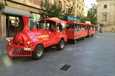 City Sightseeing Lleida Hop-On Hop-Off Tour See the landmark sights of Lleida on a convenient City Sightseeing hop-on hop-off tour. Travel around the city center aboard a tram, and hop on and off as you wish at any of the five stops to explore on foot. Step off to visit top Lleida attractions such as the Cathedral of La Seu Vella, Lleida Museum and other must-sees, and learn about each passing sight from the informative audio commentary. Your pass gives you unlimited use of th...