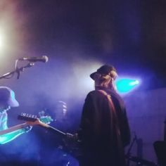 DIIV & Glimmer performed on Tuesday at The Echo