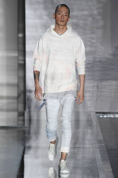 John Elliott Spring-Summer 2017 - New York Fashion Week Men's