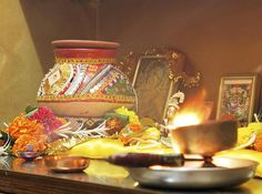 Puja: ritual worship