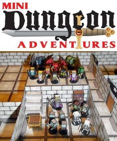 For those who want to have a fun game night without spending lots of money, here's a printable RPG board game with characters and character sheet! #cute #awesome