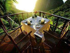 LA Dera Resort, St. Lucia