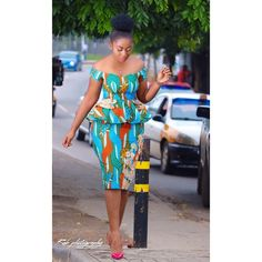Trendsetter: Slay in these gorgeous and fab Ankara Styles - Wedding Digest Naija