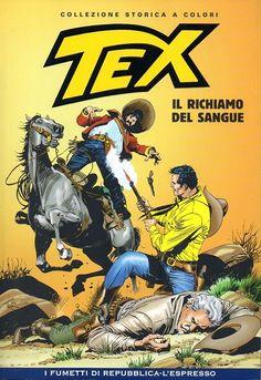 Capa de Tex collezione storica a colori nº 247