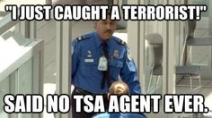 Funny pictures about Makes you wonder why TSA agents are even a thing. Oh, and cool pics about Makes you wonder why TSA agents are even a thing. Also, Makes you wonder why TSA agents are even a thing. Got Busted, Out Of Touch, News Track, Abc News, Laugh Out Loud, In This World, I Laughed, Funny Jokes, Fun Funny