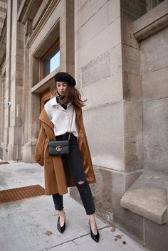 2ad438ba498 Fantastic 50+ Camel Coats Outfits Street Style Ideas Fashion Wear