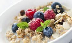 5 recetas de muesli casero para el desayuno