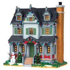 Lemax Christmas - Davis Residence