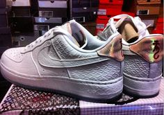 Nike Air Force 1 Year of the Dragon 3 (coming in 2013)