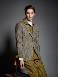 Veste Charlene | laine italienne