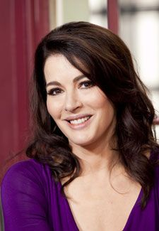 """People who have fabulous childhoods have this sense that nothing is ever going to be that good again. With me, I have the sense that nothing is going to be that bad."" Nigella Lawson"