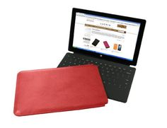 Lucrin – Microsoft Surface RT Leather Case – « Delay Presents Cow Leather, Leather Case, Surface Rt, Microsoft Surface, Presents, Technology, Totes, Diys, Smooth