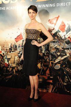Anne Hathaway in Altuzarra