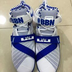 Nike LeBron Soldier 9 Kentucky Big Blue Nation (3)