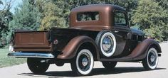 We Love Ford's, Past, Present And Future.: 1930-1939 Ford Trucks