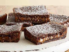 Knock-You-Naked Brownies from FoodNetwork.com