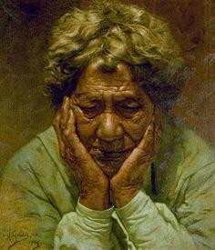 Charles F Goldie - Auckland Art Gallery Auckland Art Gallery, Polynesian People, Maori People, New Zealand Art, Nz Art, Maori Art, Kiwiana, European Paintings, Large Art