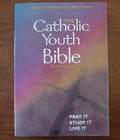 The Catholic Youth Bible 2005 Paperback Revised NRSV Catholic Edition | eBay