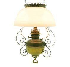 16+ [ Rayo Oil Lamp Mantle ] | Bradley Amp Hubbard Hanging Antique ...
