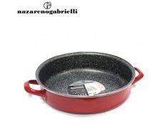 www.sconticasa.it  Tegame con rivestimento antiaderente  Adatto per esaltare la qualità dei sapori  Realizzata da Nazareno Gabrielli