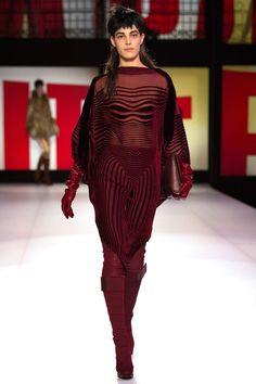 Défile Jean Paul Gaultier Haute couture Automne-hiver 2013-2014