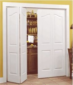 Clear Bevel Glazed FullFold internal folding door system is the most ...
