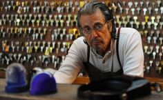 'Manglehorn' filme com Al Pacino teve divulgado trailer e pôster