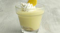 Edler Bananenlikör-Pudding